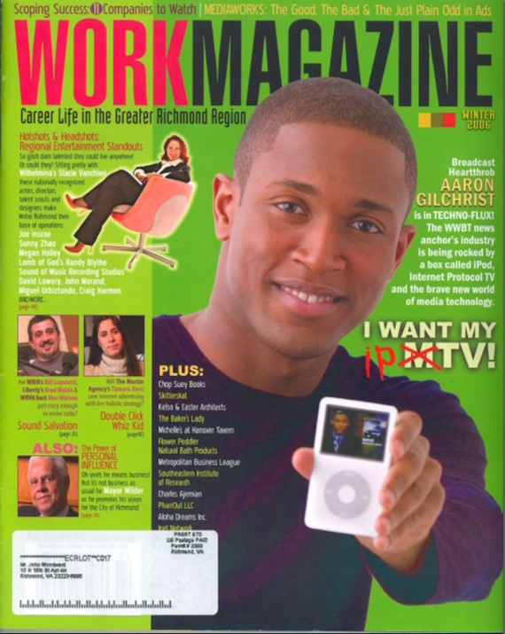 WORKMAGAZINE — January 2006
